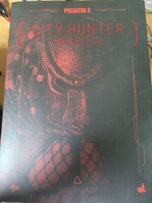 Hot Toys City Hunter Predator MMS173 1/6 Figure Predator 2