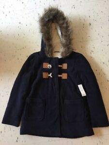 Girls Old Navy Fall Coats Brand new with tags, size 6-7
