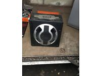 subwoofer, fully working poss delivery