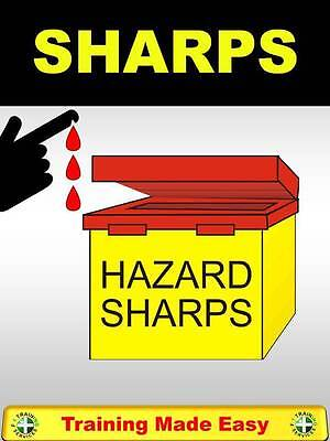 Sharps Bio Body FLuids Precautions - Staff Health & Safety Training Made Easy