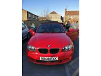 BMW 125i SE Auto - Almost immaculate condition, ultra low miles