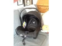 JOIE black car seat