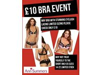 Ann summers bra event