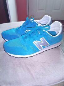 New balance trainer shoes size uk 5