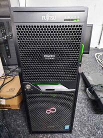 Fujitsu Primergy TX1330 M1 Xeon Server