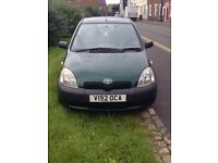 Toyota Yaris for sale in Excellent condition @@@@@