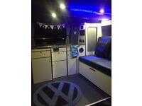 Fully converted Campervan VW!