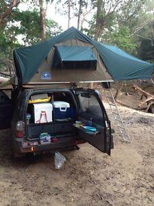 Hannibal Rooftop Tent Colac Colac-Otway Area Preview