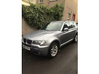 BMW X3 MSport - 2008