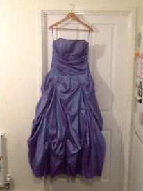 Designs by Marlaine Prom/Bridesmaid Dress - Size 10/12