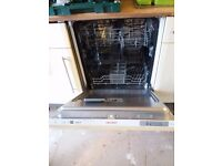 Integrated Bush Dishwasher in perfect condition.