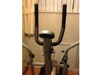 Carl Lewis, Cross Trainer