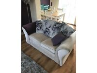 2 sofas £125 for the pair MUST COLLECT