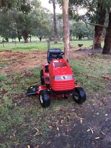 Ride on mower toro Emerald Cardinia Area Preview
