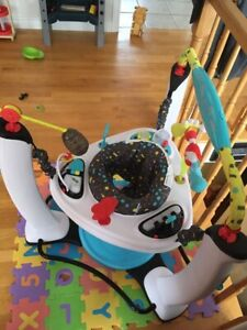 ExerSaucer Jump & Learn Activity Center - Jam Session