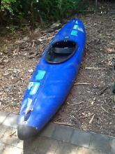 Eskimo Gattano Kayak Rapid Creek Darwin City Preview