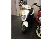 SYM SYMPLY 50CC TWIST AND GO SCOOTER - MANAGERS SPECIAL £999 + otr FEES