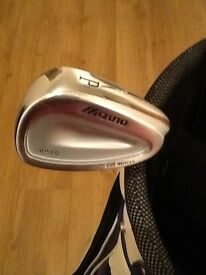 Mizuno mp 60 irons.