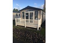 Luxury platinum 3 bed caravan Haven Wild duck holiday park gt Yarmouth