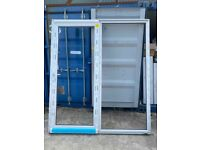 BRAND NEW UPVC Tilt & Slide Patio Door in White 2030 x 2320
