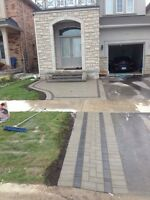 Custom high quality landscaping work for a good price.