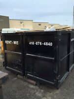 BIN RENTAL!JUNK REMOVAL!DEMOLITION CREWS AVAILABLE! 416-876-4840