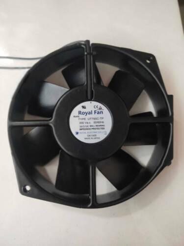 Royal Fan UT795C-TP AC200V 36/31W 172*150*38MM 2 wires cooling fan