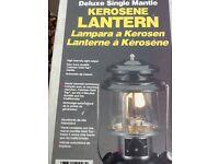 Delux Coleman Single Mantle Kerosene Lantern
