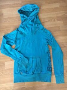 Bench hoodie, size small