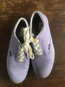 Purple Skate Shoes Vans Preston Darebin Area Preview