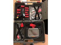 Professional car diagnostic scanner AUTEL MAXIDAS DS708