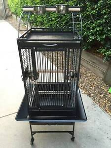 Brand new Parrot cage flat pack, it has a play gym on top Hillcrest Logan Area Preview