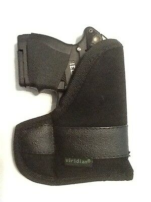 Ruger LCP Pocket Holster Viridian Sub Compact