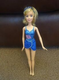 As New Disney princess Cinderella Beach swimming suits Doll Only £3