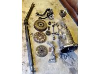 BMW e46 manual gearbox conversion