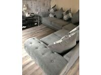 BRAND NEW VERONA CORNER & 3+2 SEATER SOFA SET AVAILABLE IN STOCK ORDER NOW...