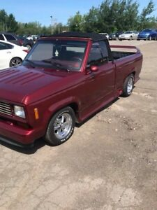 1987 Ford Ranger highly customized