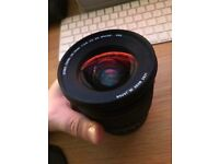 Sigma 24-70 f2.8 Nikon fit