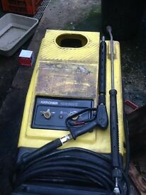 Karcher pressure washer hds550c