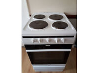Clean and fully working Amica cooker with hobs and grill. Comes with cable. Can deliver