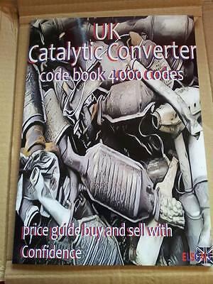 catalytic converter codebook 4000 codes