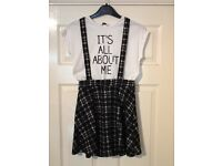 """Girls """"All About Me"""" Top & Skirt 10-11"""