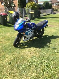 LAMS Suzuki GS500f swap car Rutherford Maitland Area Preview