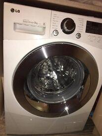 LG 9kg 1400 spin Washing Machine
