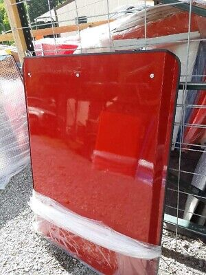 Caseih Mahindra Universal Tractor Canopy Steel Painted Red Read Description