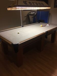 Billiard table Gulfview Heights Salisbury Area Preview