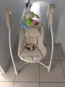 My Secret Garden Swing with power plug Narangba Caboolture Area Preview