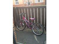 Girls bike very good condition