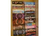 Mixed DVD selection