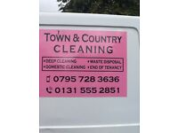 Town and country waste clearances